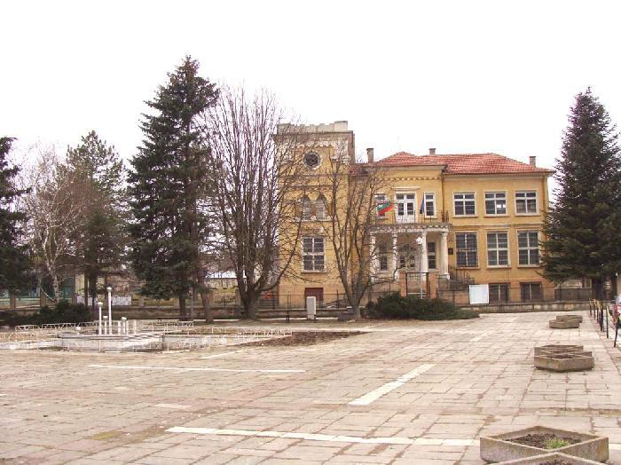 Село Мадара